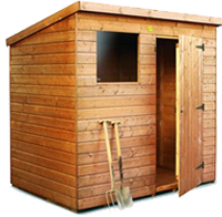 Garden Shed in Chepstow, Gloucester and Cheltenham