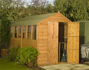 Garden Shed Gloucestershire